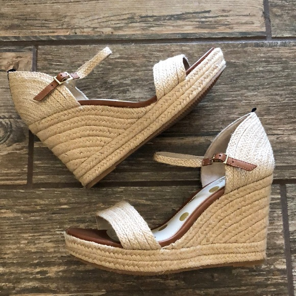 687f098516d Boden Espadrille Wedge, NWT NWT